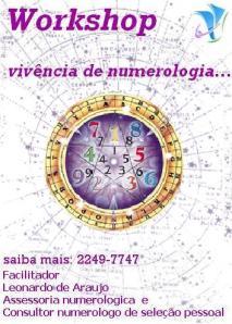 Vivência de Numerologia